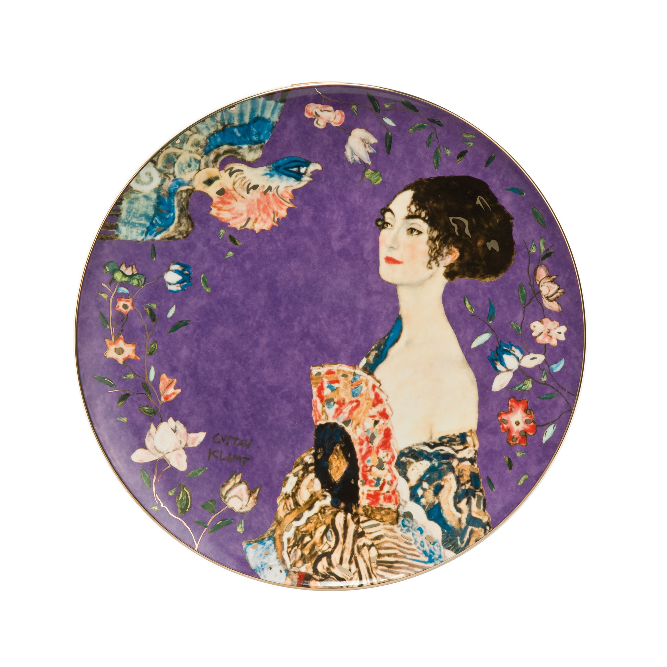 Light Switch Plate /& Outlet Covers KLIMT LADY WITH A FAN