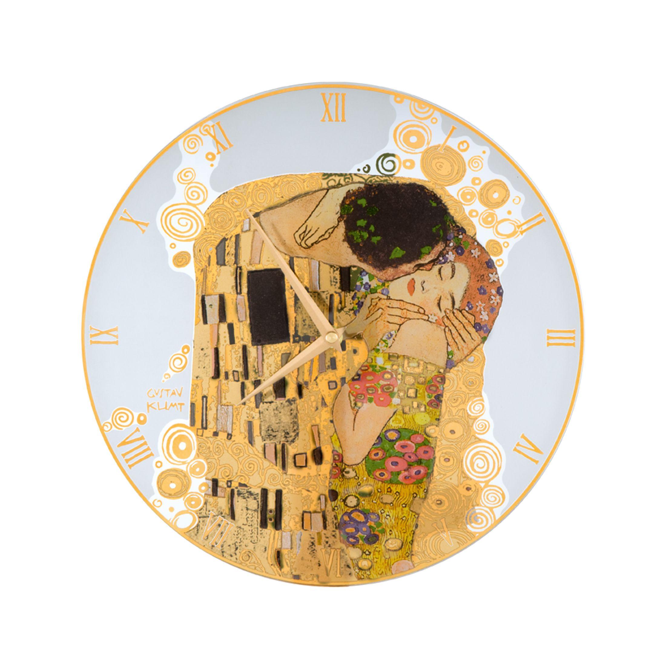 Schale  der Kuss Maler Klimt 7 cm von Goebel