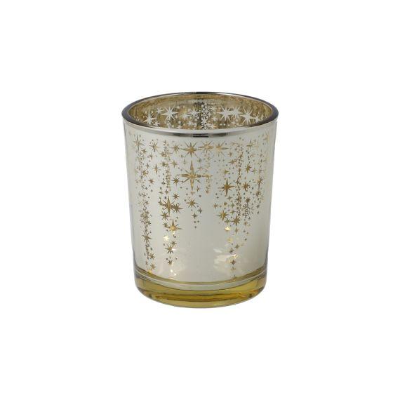 Produktbild von Golden Stars - Teelicht 7 cm Elephant Accessoires