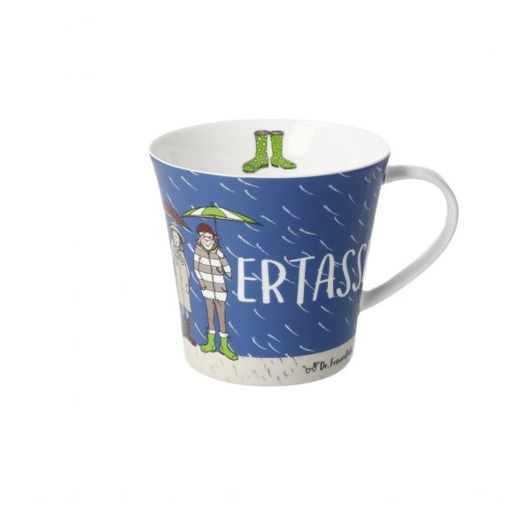Produktbild von Allwettertasse - Coffee-/Tea Mug Barbara Freundlieb Barbara Freundlieb