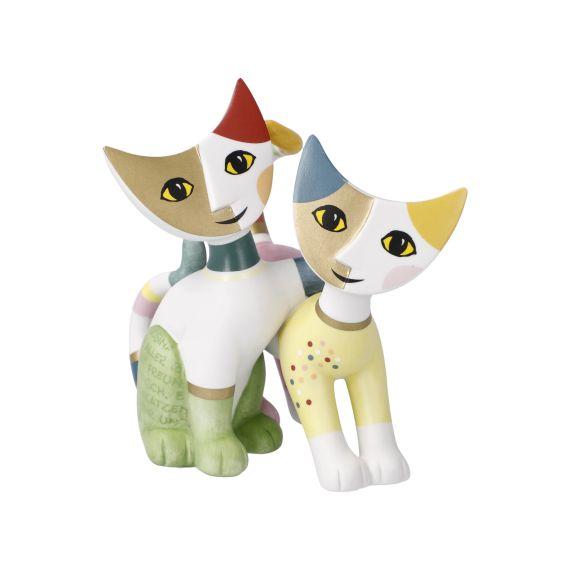 Produktbild von Katzenfigur Amici per la pelle Rosina Wachtmeister