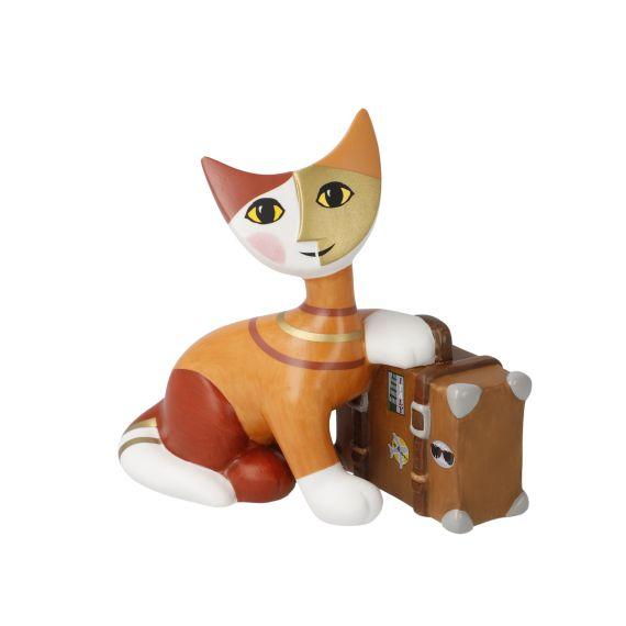 Produktbild von Katzenfigur 10 cm Villeggiatura estiva - Rosina Wachtmeister Katzenwelt