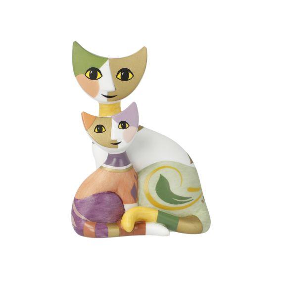Produktbild von Katzenfigur Silvia e Astro Rosina Wachtmeister Colours of Paradise