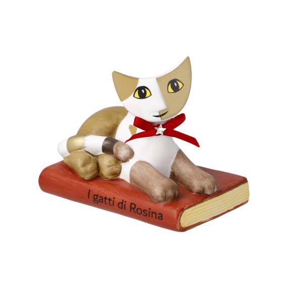 Produktbild von Katzenfigur Lettura Rosina Wachtmeister