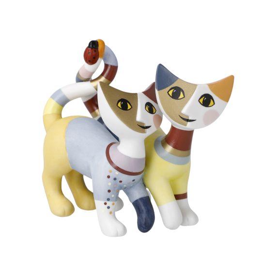 Produktbild von Katzenfigur Luca e Sofia Rosina Wachtmeister