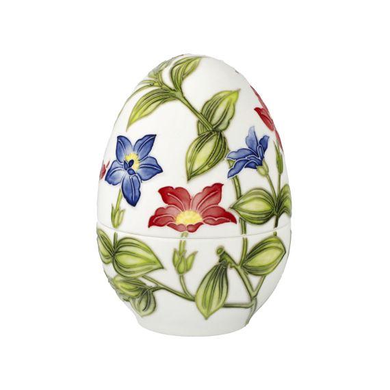 Produktbild von Bunte Blumenpracht - Ei-Dose 12,5 cm Fitz & Floyd Spring-Collection