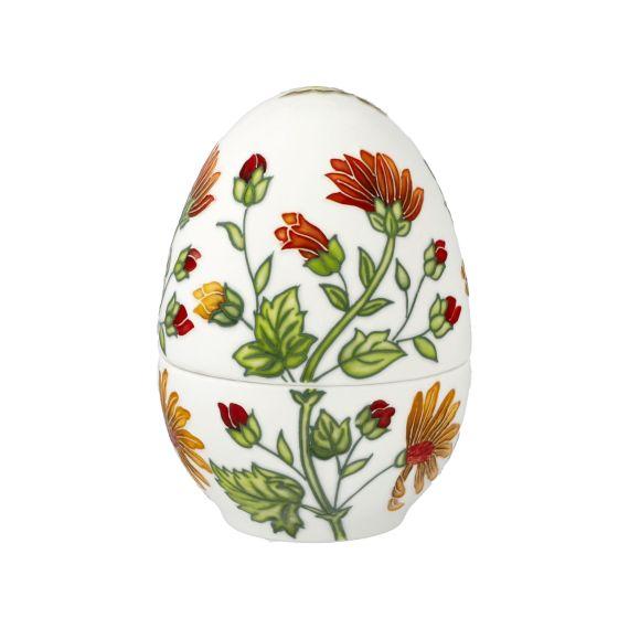 Produktbild von Farbenfrohe Pflanzenwelt - Ei-Dose 12,5 cm Fitz & Floyd Spring-Collection