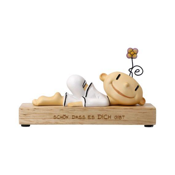 Produktbild von Figur Schön dass es dich gibt Der kleine Yogi