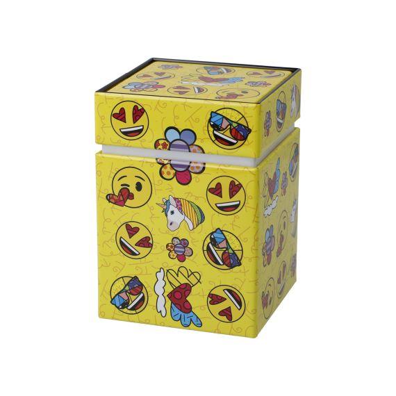 Produktbild von Summer Feelings - Künstlerdose Pop Art Romero Britto Emojis