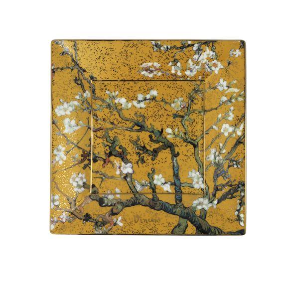 Produktbild von Mandelbaum Gold - Schale 16 cm Artis Orbis Vincent Van Gogh