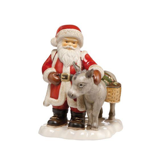 Produktbild von Bald sind wir da - Figur Weihnachten Morgen kommt der Weihnachtsmann