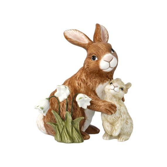 Produktbild von Hasenfigur Jahreshase 2021 13 cm Ostern