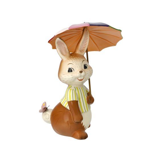 Produktbild von Hasenfigur Warmer Frühlingstag 15,5 cm Ostern