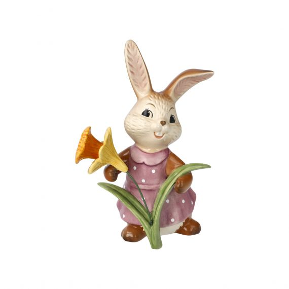 Produktbild von Hasenfigur Für meinen Ostertisch 15 cm Ostern