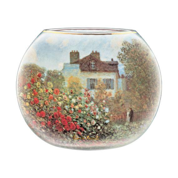 Produktbild von Das Künstlerhaus - Vase 22 cm Artis Orbis Claude Monet