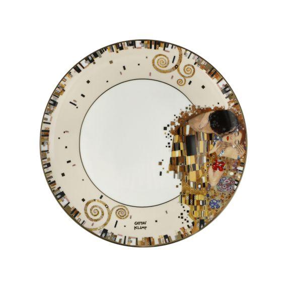 Produktbild von Der Kuss Teller 23 cm Artis Orbis Gustav Klimt