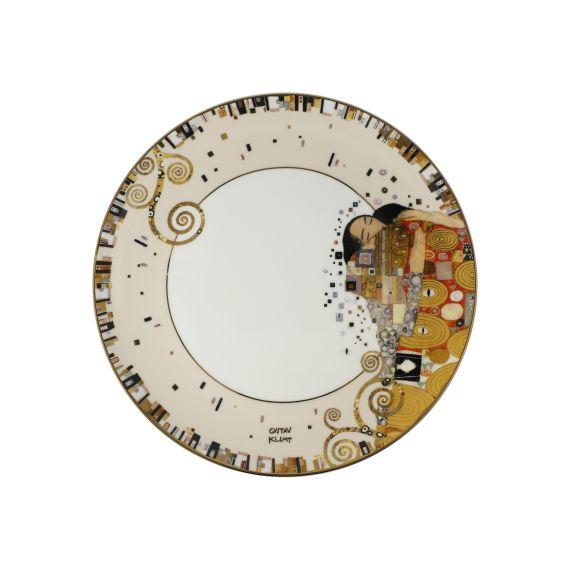 Produktbild von Die Erfüllung - Teller Artis Orbis Gustav Klimt