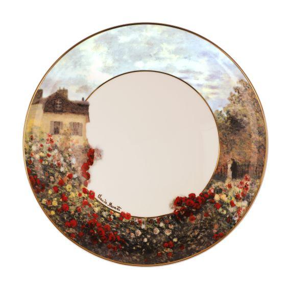Produktbild von Das Künstlerhaus - Teller 23 cm Artis Orbis Claude Monet