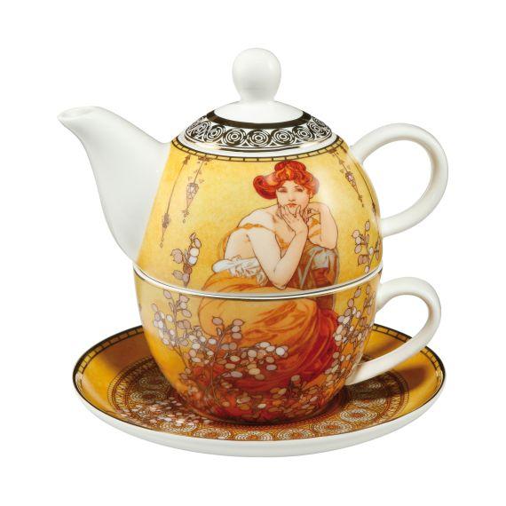 Produktbild von Topas - Tea for One Artis Orbis Alphonse Mucha