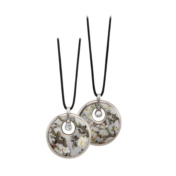 Produktbild von Mandelbaum Silber - Kette Artis Orbis Vincent van Gogh