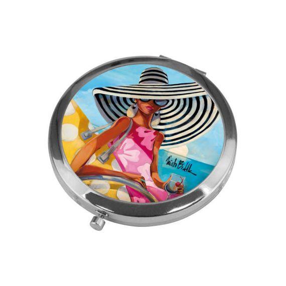 Produktbild von Taschenspiegel Summer Girl Artis Orbis Trish Biddle