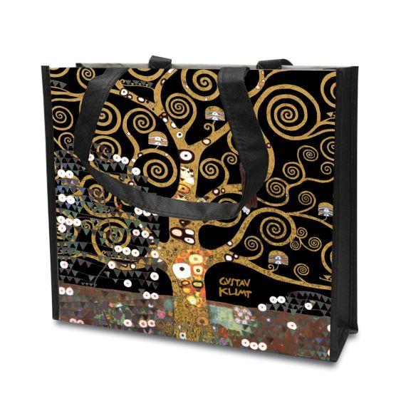 Produktbild von Der Lebensbaum - Einkaufstasche Artis Orbis Gustav Klimt