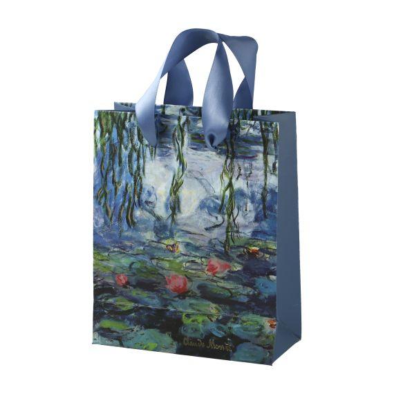 Produktbild von Seerosen II – Geschenktüte Wasserlilien 21x27 Artis Orbis Claude Monet