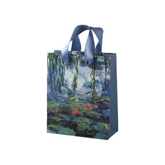 Produktbild von Seerosen II - Geschenktüte Artis Orbis Claude Monet