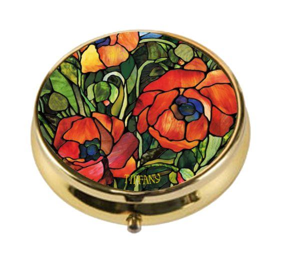 Produktbild von Pillendose – Oriental Poppy Louis Comfort Tiffany
