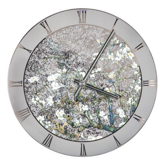 Produktbild von Uhr Mandelbaum silber Artis Orbis Vincent van Gogh