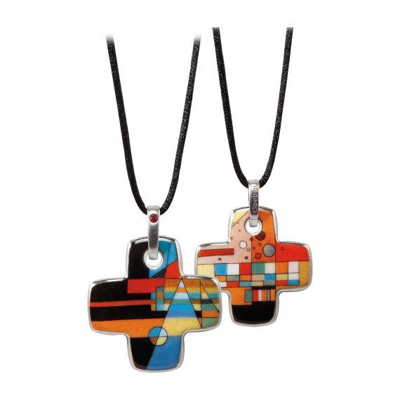 Produktbild von Spitzen im Ellenbogen - Kette Artis Orbis Wassily Kandinsky