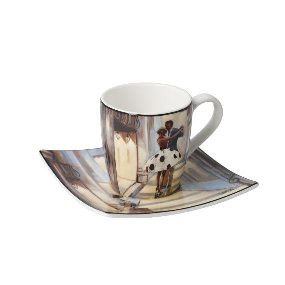 Produktbild von Dancers - Espressotasse Artis Orbis Trish Biddle