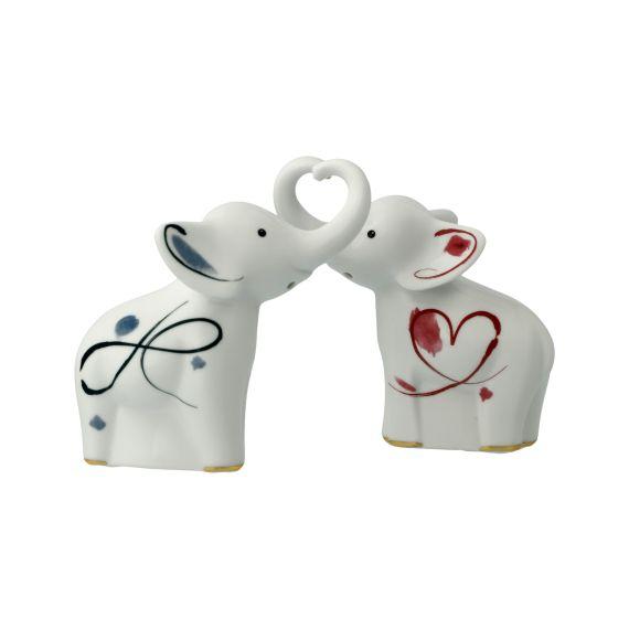 Produktbild von Figur 11x7 cm – Liebe & Stärke Elephant Accessoires