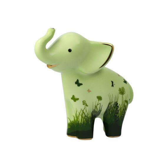 Produktbild von Figur Dololo 11 cm grün Elephant