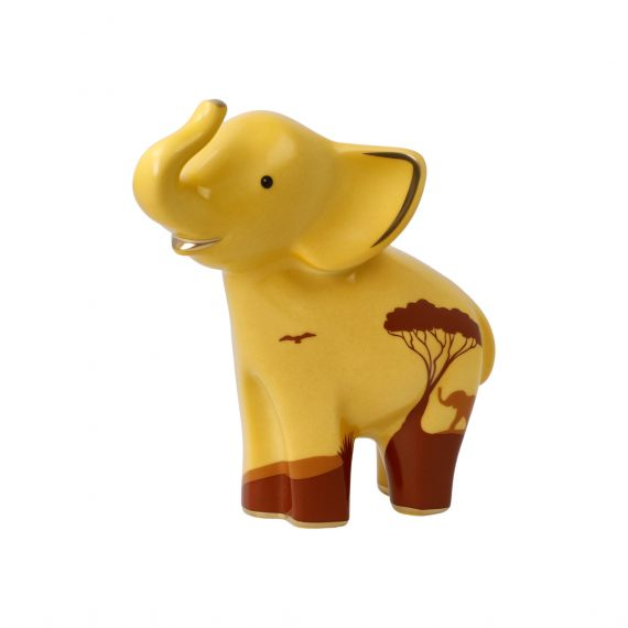 Produktbild von Figur Enkesha 11 cm sand Elephant