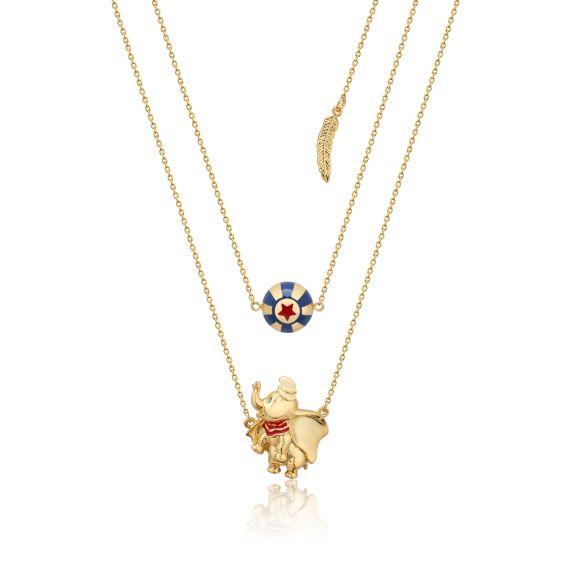 Produktbild von Disney Zirkus Ball - Kette Gelbgold Couture Kingdom Dumbo