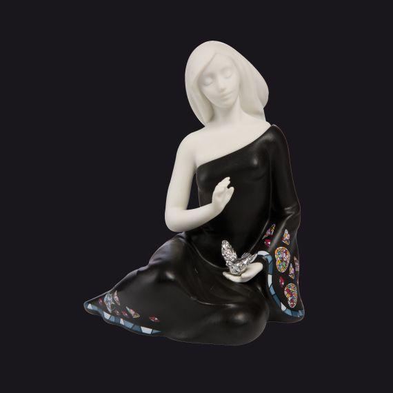 Produktbild von Sensitivity Figur NADAL Sirenes schwarz