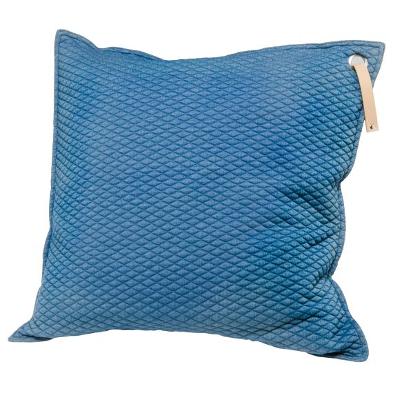 Produktbild von Aurora Blue - Kissen mit Ledergriff Scandic Home Aurora
