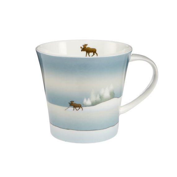Produktbild von Winter Dreams - Coffee-/Tea Mug Scandic Home