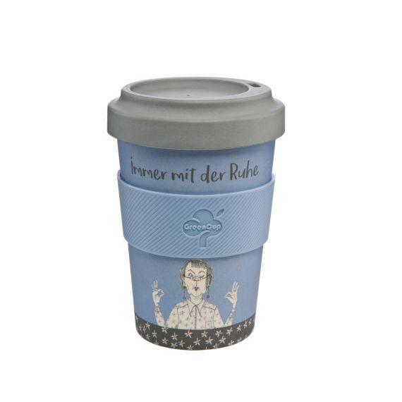 Produktbild von Immer mit der Ruhe - Mug To Go Barbara Freundlieb