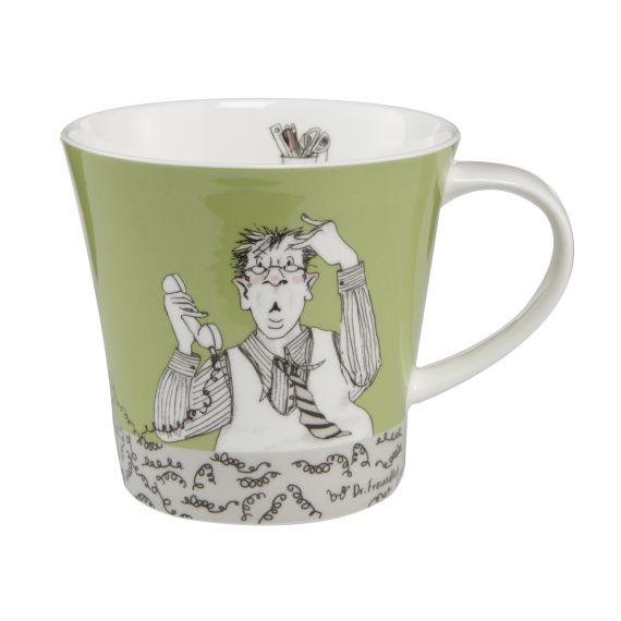 Produktbild von Montag hat angerufen - Coffee-/Tea Mug Barbara Freundlieb
