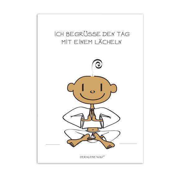 Goebel Der Kleine Yogi Postkarte Nur Mut 10er Pack Postkarten Karte 54100271