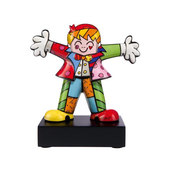 Produktbild von Hug Too - Figur Pop Art Romero Britto 15,5 cm