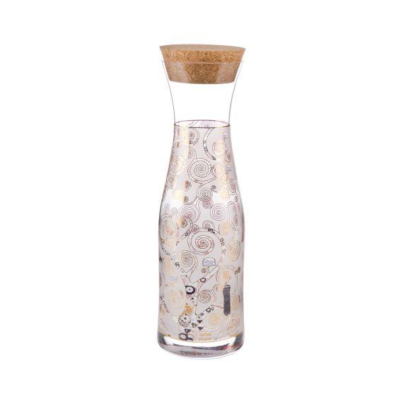 Produktbild von Der Lebensbaum – Karaffe Artis Orbis Gustav Klimt