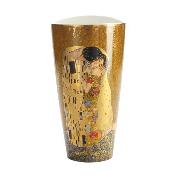Produktbild von Der Kuss - Vase Porzellan 28 cm Artis Orbis Gustav Klimt