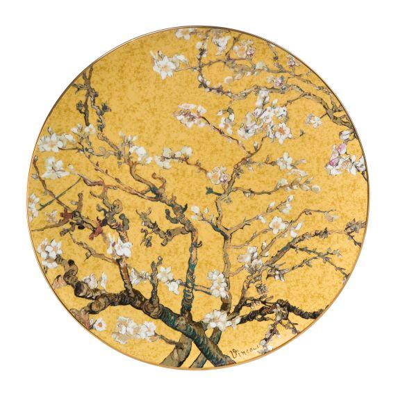 Produktbild von Mandelbaum - Wandteller Artis Orbis Vincent van Gogh