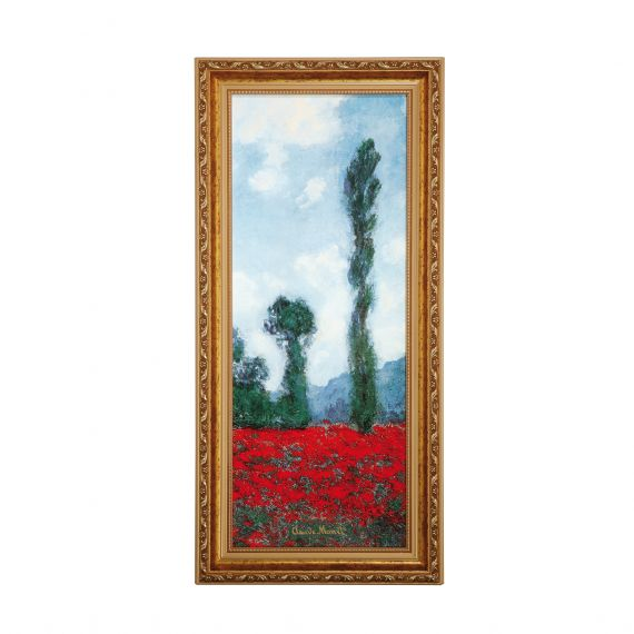 Produktbild von Mohnfeld II - Wandbild Artis Orbis Claude Monet