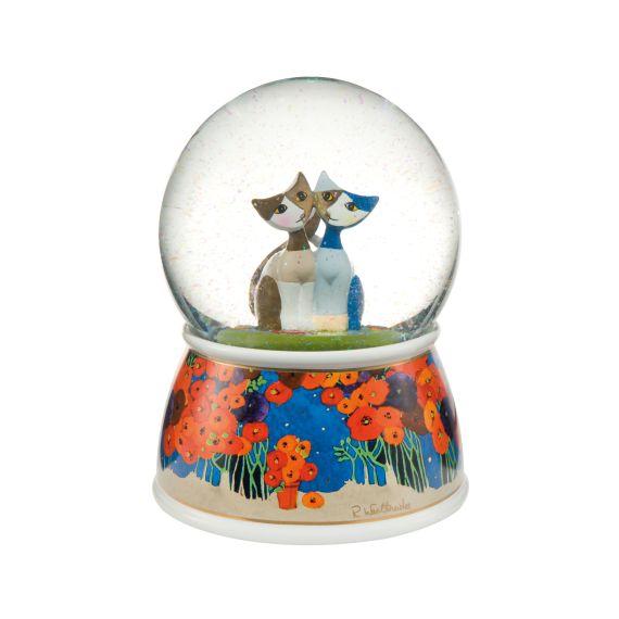 Produktbild von Papavera - Schneekugel Rosina Wachtmeister