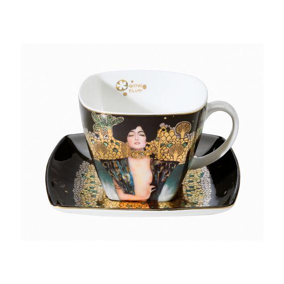 Produktbild von Judith I - Kaffeetasse Artis Orbis Gustav Klimt