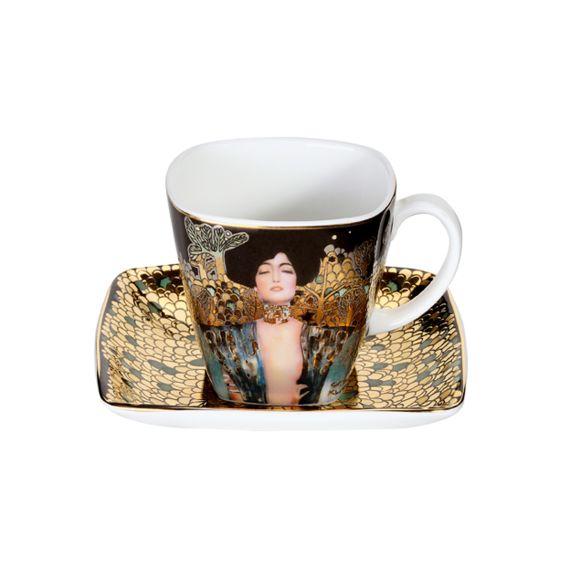 Produktbild von Judith I - Espressotasse Artis Orbis Gustav Klimt